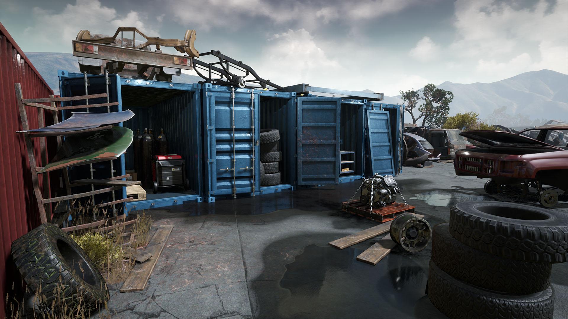 Diesel Brothers: Truck Building Simulator - New Simulator